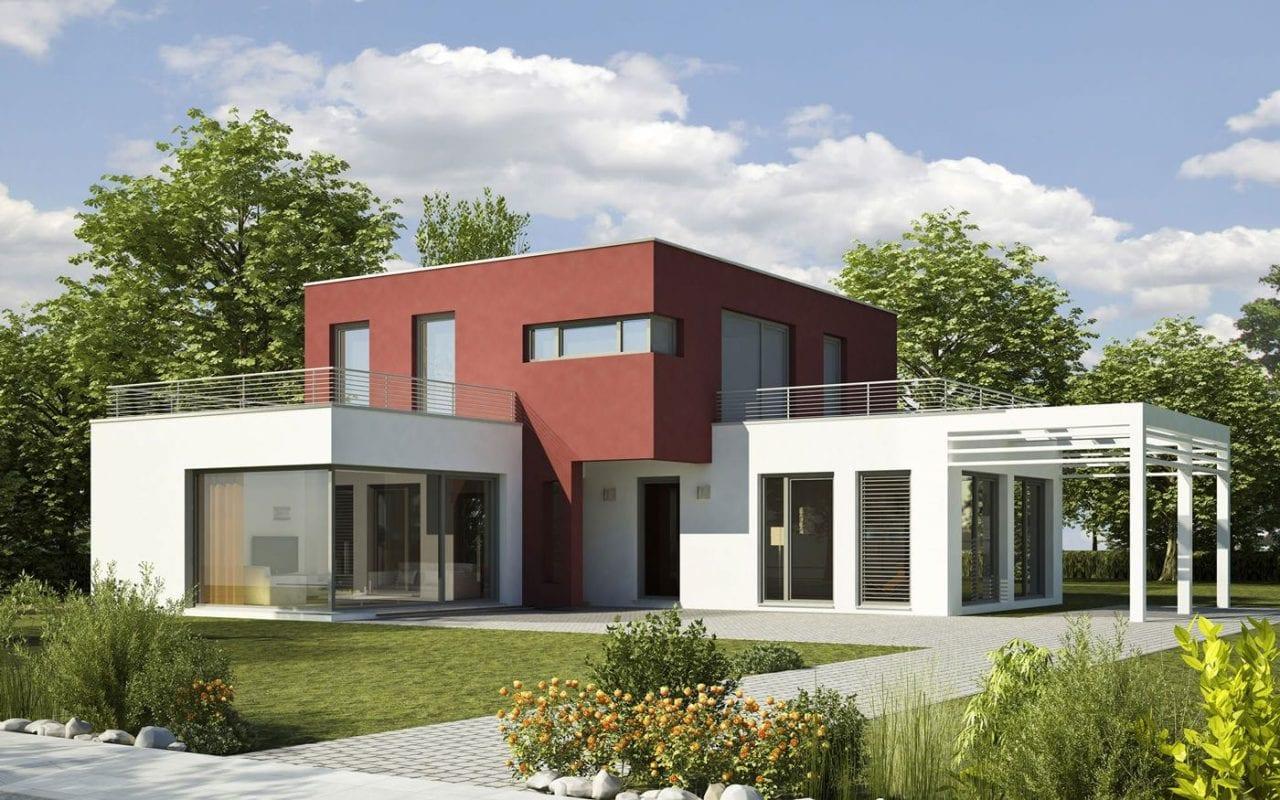 Eigenheim Vertrieb Ziegel Massivhaus Ziegelhaus
